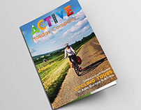 Active Holiday Company - Brochure Design