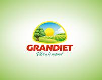 """Grandiet """"Volvé a lo natural"""""""
