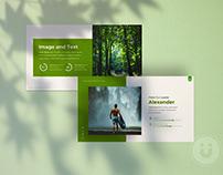 Pistia Forest Presentation Template