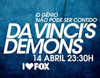 Da Vinci's demons Promo
