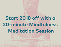 Mindful Meditation Campaign