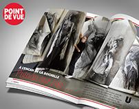Magazine Point de Vue