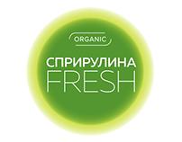 Спирулина Fresh