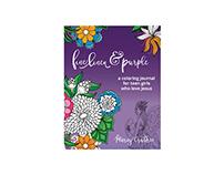 Fine Linen and Purple Book Cover