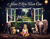 Alina Turns 1