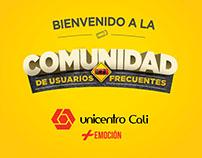 Unicentro Cali - Club de abonados