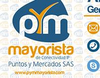 Firma Correo Corporativo PyM Mayorista