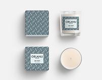 Pattern Package Design + Digital Ad
