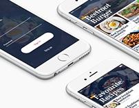 favRecipe App