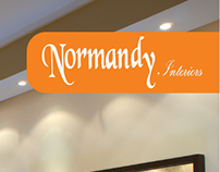 """Normany Interiors"" Adv.."
