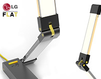 FLAT task lamp