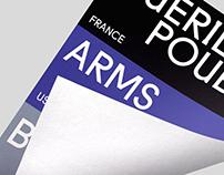 Guerilla Poubelle + Arms Aloft + Blankets