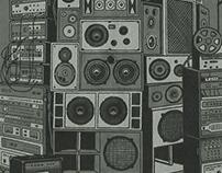 Sound towa - Tee