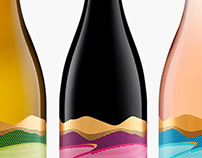 Orbelia Wine Brand Redesign in Two Steps