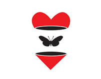 Hungry Butterfly Logo