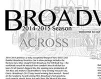 Broadway 2014-2015 season promotional