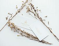 Ambizen fragrance company - brand identity