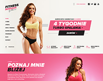 Fitness Mission by Olivia Website