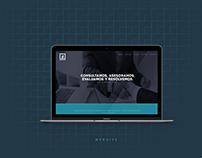 Identidad y Website para Begalo Consultores
