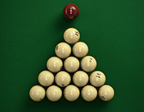 Billiards Xmass
