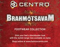 CENTRO brahmotsavam Ads