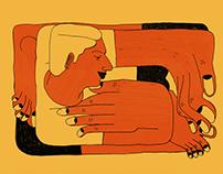 What i feel - Illustration