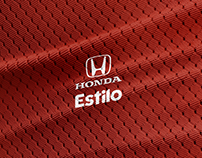 Panfleto | Honda Estilo