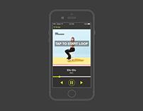 SongLoop App