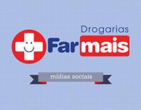 Drogarias Farmais :: Mídias Sociais