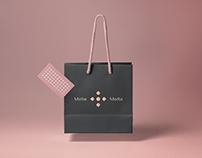 Mirtis Motta - Branding