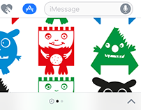 Stickers pour iMessages