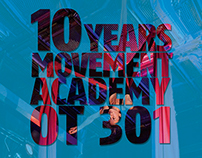 Movement Academy Poster