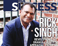 Cover Story - Rick Singh