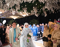 Wedding of Athaya & Syarif