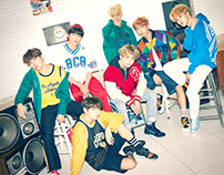 BTS single album MIC DROP