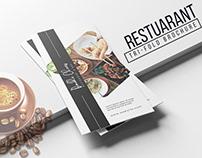 Restuarant Tri-fold Brochure