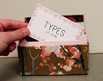Type Cards