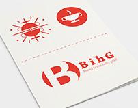 BIHG - Brand Identity WIP