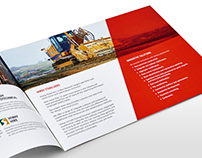 Hiway Group - Branding, logo, print and web design