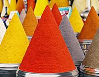 Condiments Moroccan