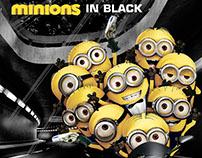 Movie poster`s MIB