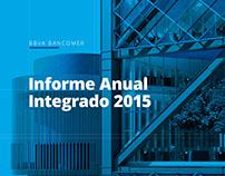 BBVA Bancomer. Informe Anual Integrado 2015
