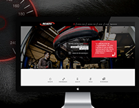 WEBSITE | Roady - Garage
