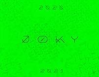 JOKY - FREE FONT