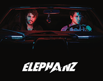 Elephanz Art direction + Logo