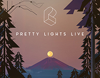 James Gilleard - Pretty Lights