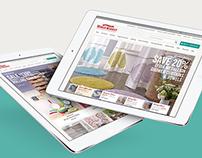 Cost Plus World Market - Web Design