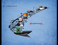 Capricorn Logistic Calender