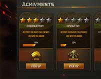Game UI Military