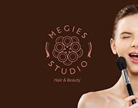Megies Studio Branding